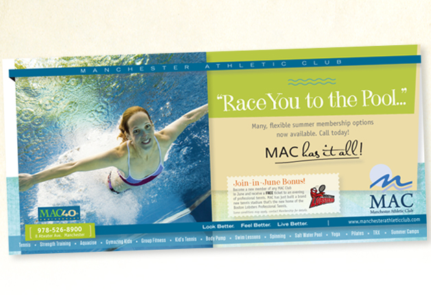 Innovative and effective advertising graphic design in boston for Pool design for mac